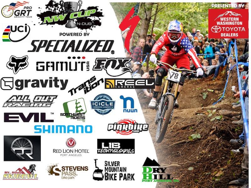 Nw Cup Downhill Mountain Bike Series Race 5 Stevens Pass Wa